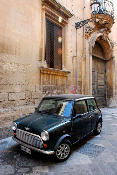 Lecce Mini Cooper