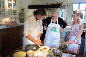 Dopson, Pastry lesson with Lello Tinelli in the Chianti, Tuscany.JPG