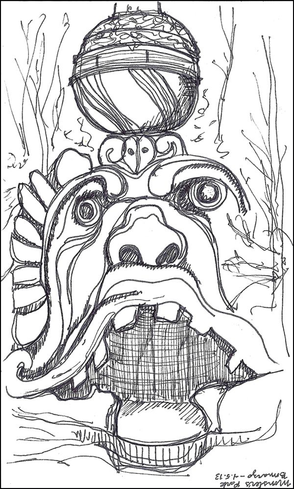 Lillian Cooper, Monster Park (Bomarzo).jpg