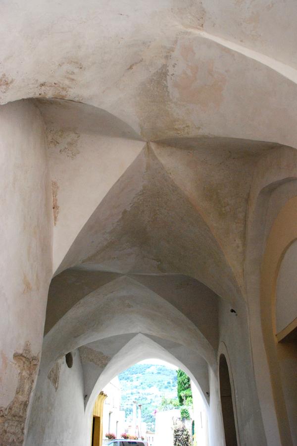 Ravello vaults