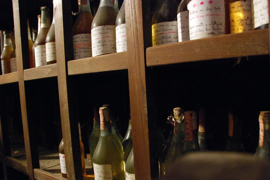 Don Alfonso cellar