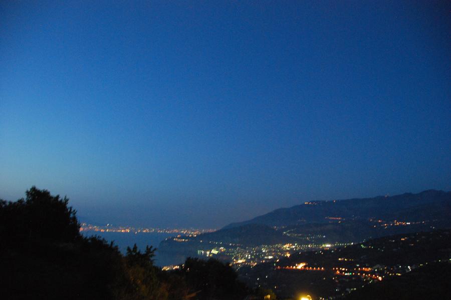 Sorrento view
