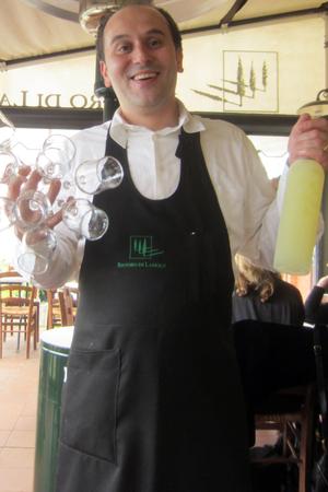 Ice cold limoncello at Lamole.jpg