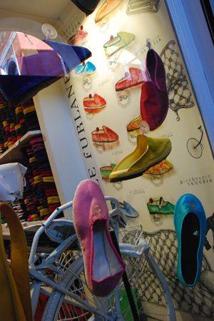 Venetian shoes