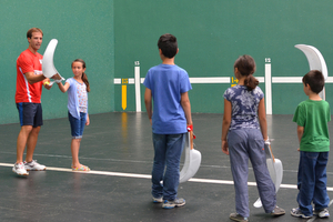 Pelota lesson with pro.jpg