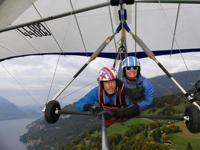 Interlaken Hang Gliding