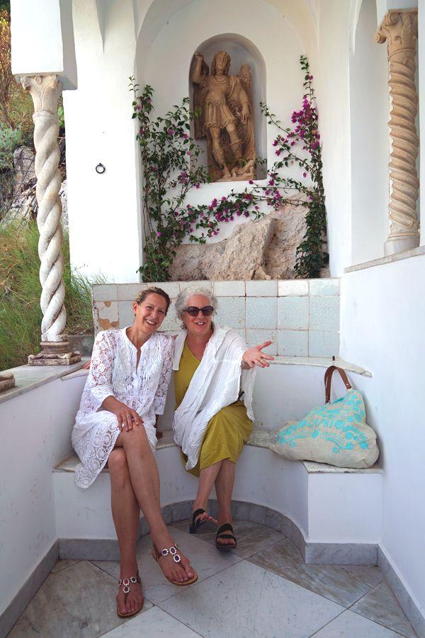 Capri with Margo