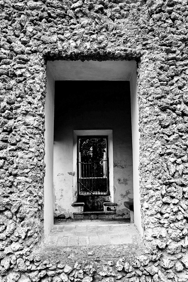 Lillian Cooper, Villa Lante Windows.jpg