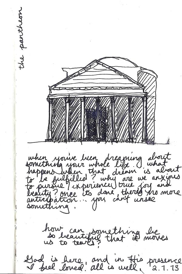 Lillian Cooper, Rome Pantheon.jpg