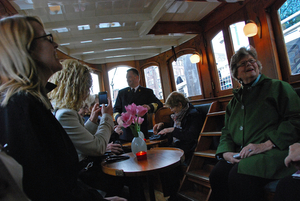 Cruising the canals in Amsterdam in our private boat with Captain Walter.jpg
