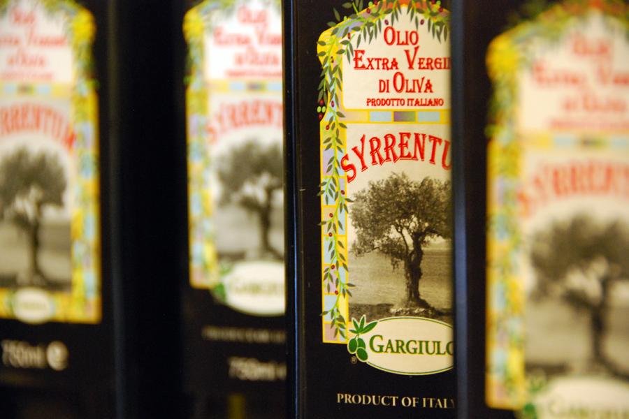 Gargiulo olive oil