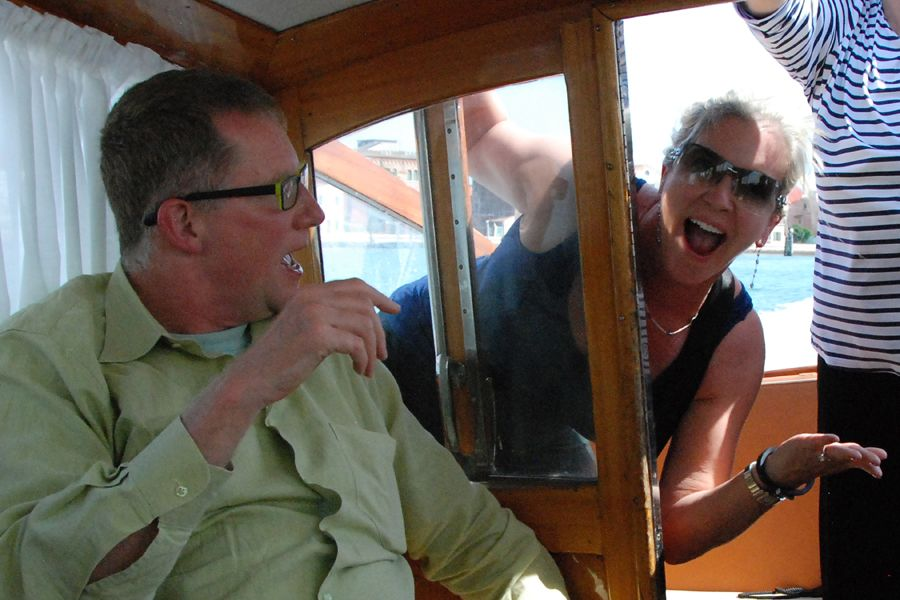 On the water taxi from our fish lunch.jpg