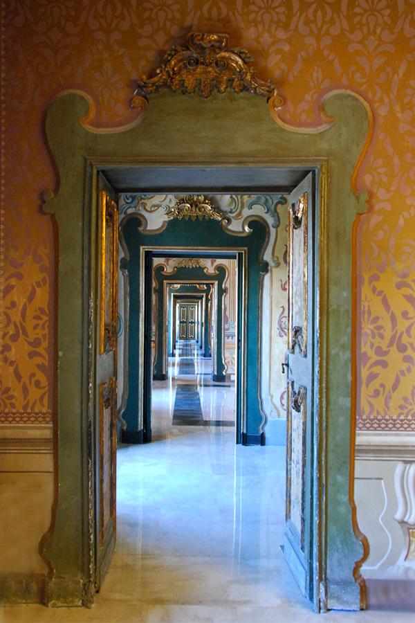 Martina Franca palace