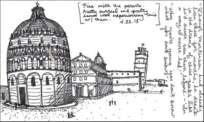 Lillian Cooper, Pisa drawing.jpg