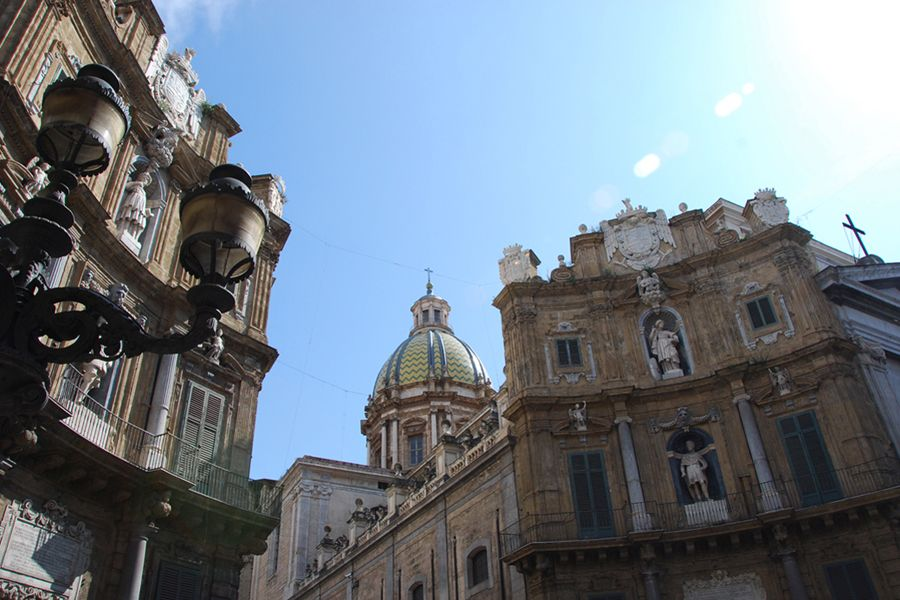 Sicily, Palermo quattro canti.jpg