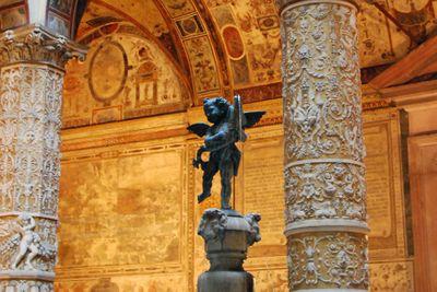Florence, Palazzo Vecchio putto.jpg