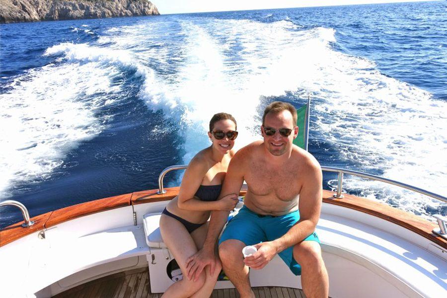 to Capri