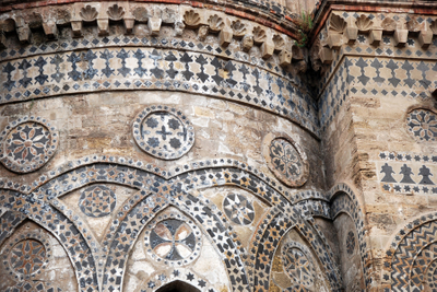 Sicily, Palermo cathedral patterns.jpg