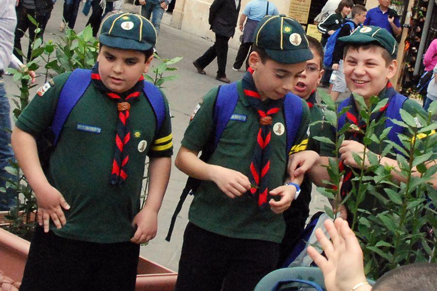 Umbria, boy scouts.jpg