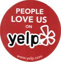 People Love Us on Yelp - The Red Brick Tavern
