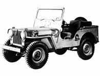 Jeep M38A1 Tub / Body