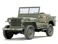 Jeep MB CPW Tub / Body