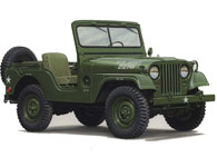 Jeep M38A1 Tub / Body