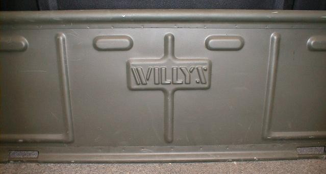 Jeep Body Parts Willys Overland Motors Willys Overland Motors