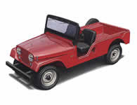 Jeep CJ6 Tub / Body