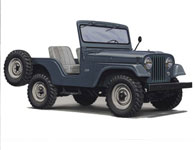 Jeep CJ5 Tub / Body