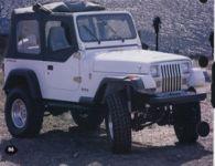 Jeep YJ Wrangler Tub / Body