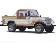 Jeep CJ8 Tub / Body