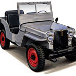 Jeep CJ2A Tub / Body
