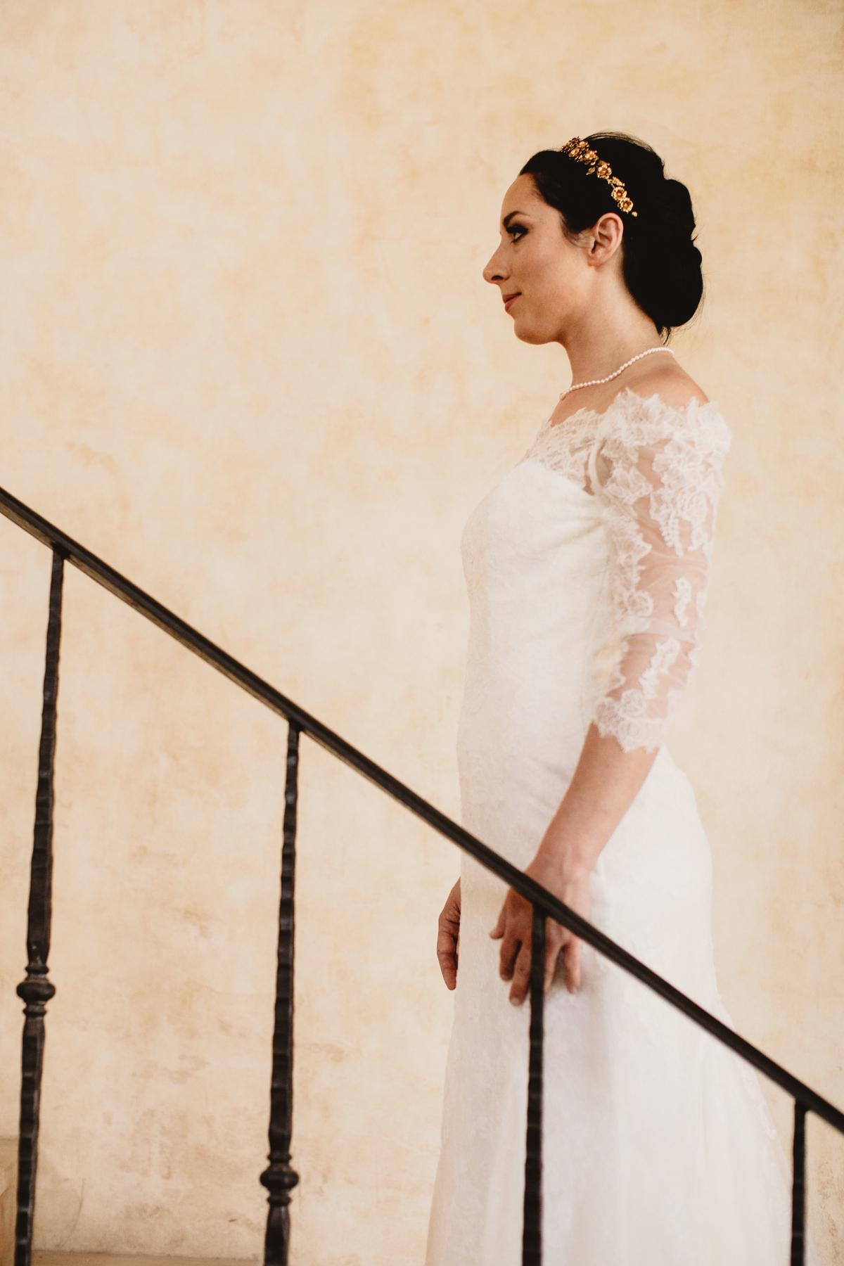 austin bridal portrait