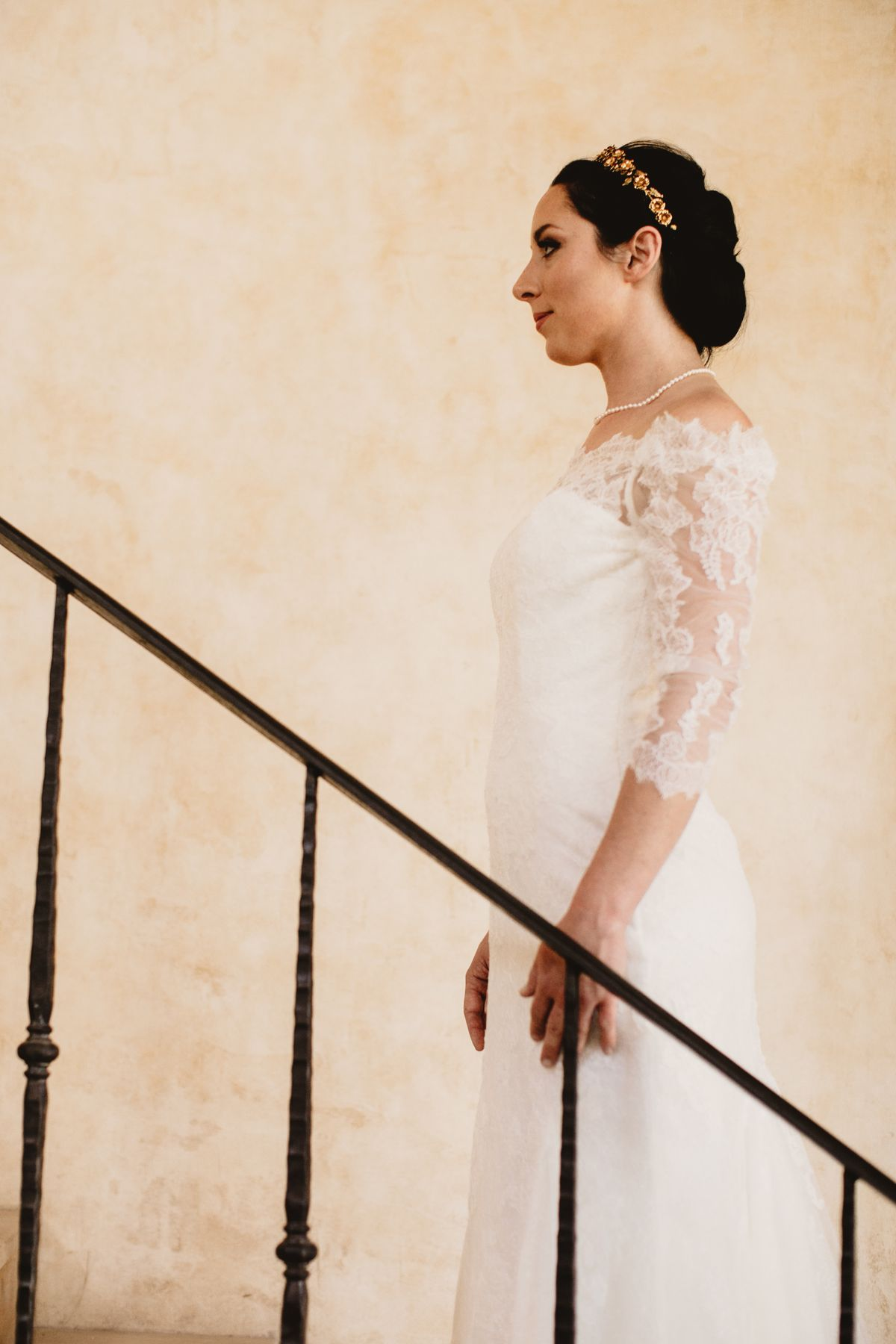 austin bridal portrait