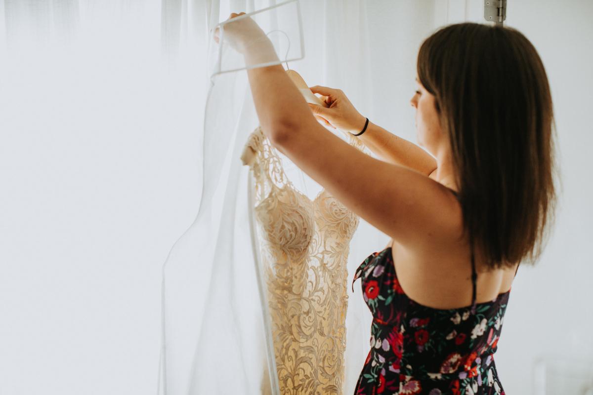 austin bridal dress
