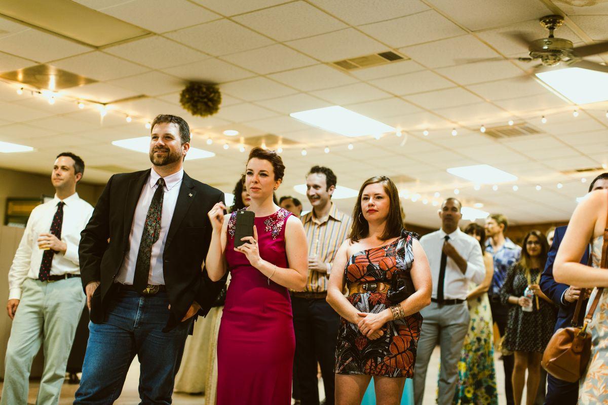 elvis texas wedding