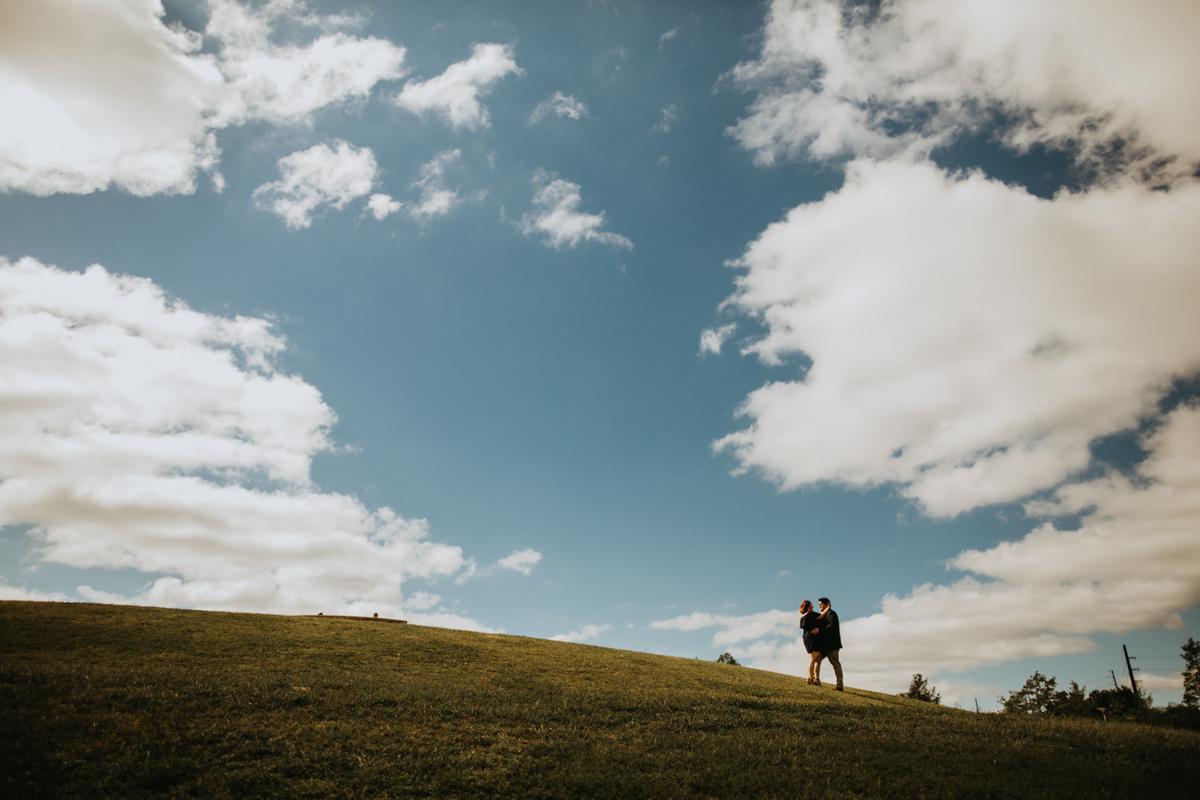 engagement photo austin