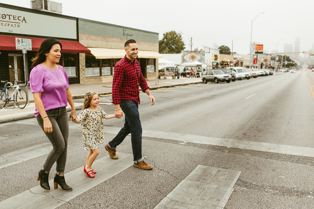 south congress family pictures austin
