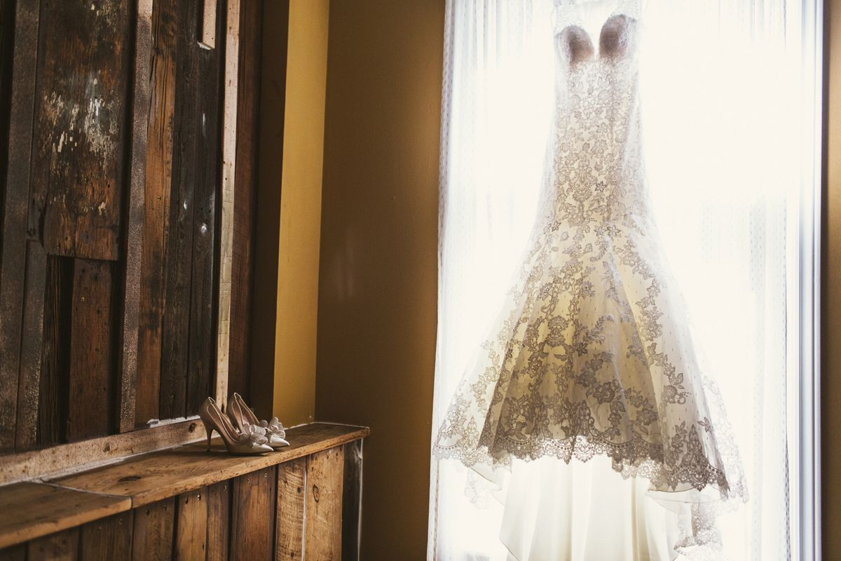 beautiful toronto wedding dress