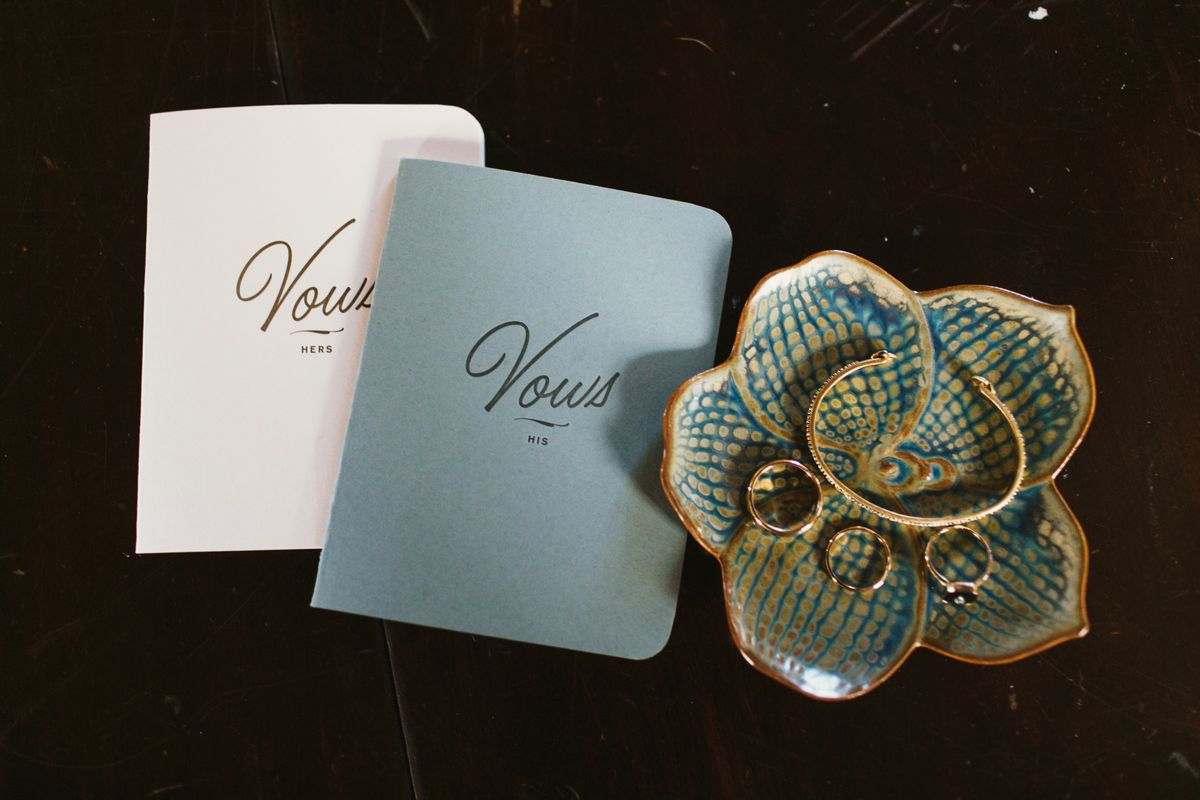 vows and jewelry