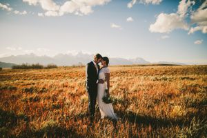 wyoming wedding photographer