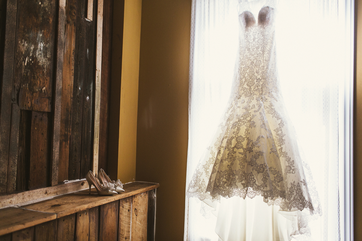 beautiful toronto wedding dress