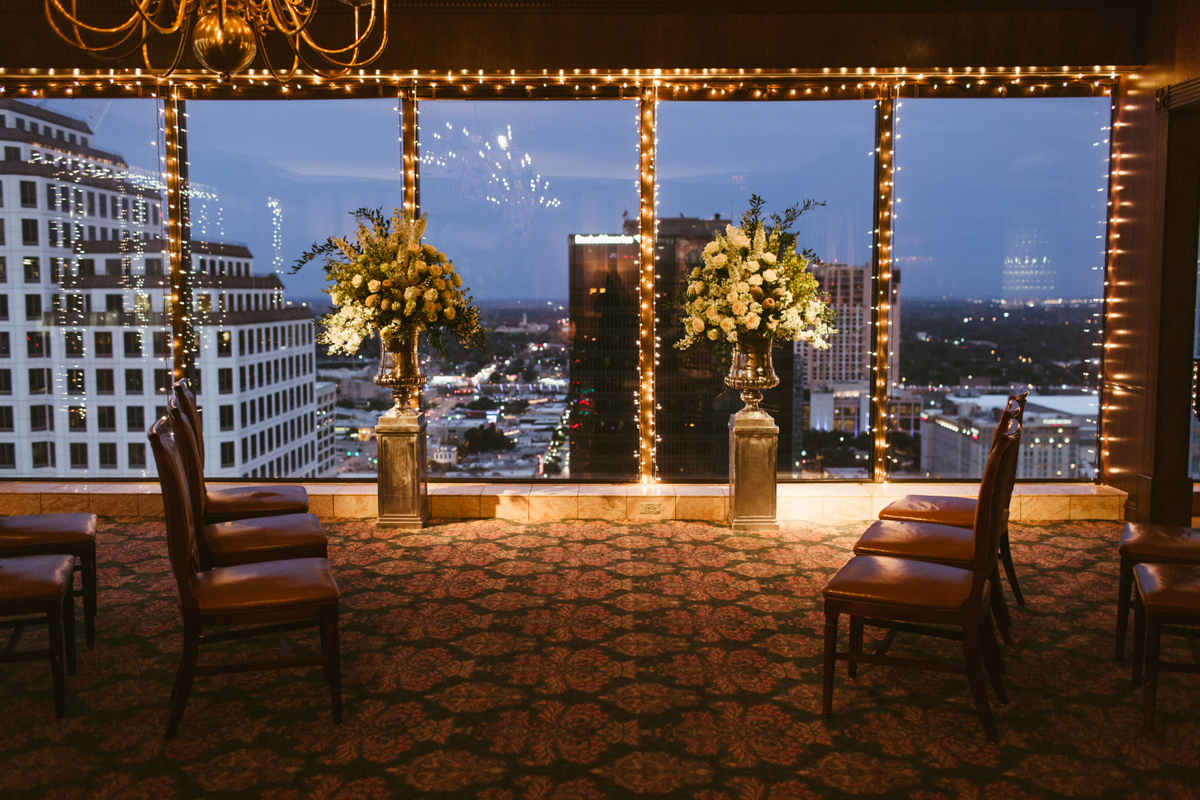 headliner's club wedding