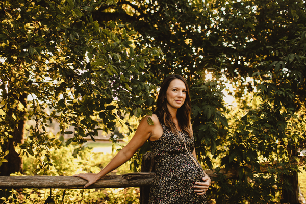 maternity portrait austin texas