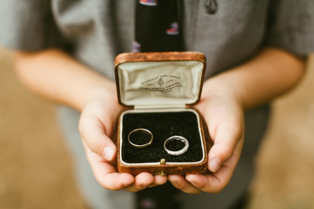 vintage rings texas
