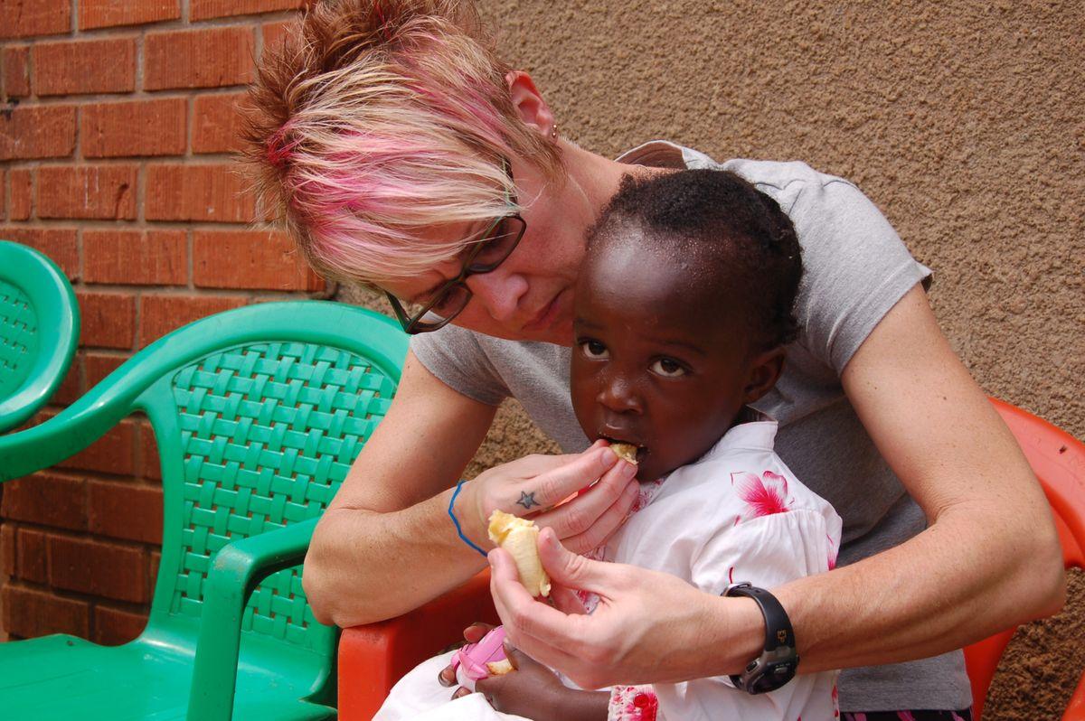 Nourishing a weak child