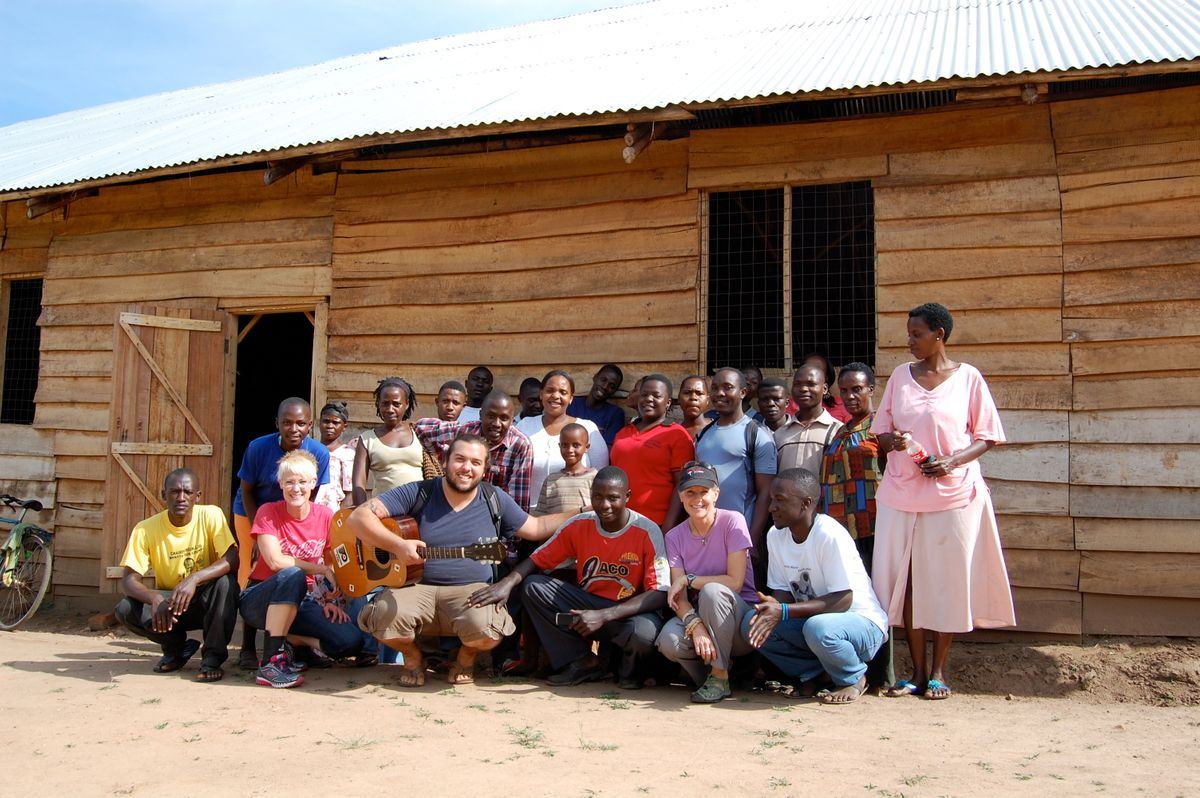 Leader at Bweya Community Church