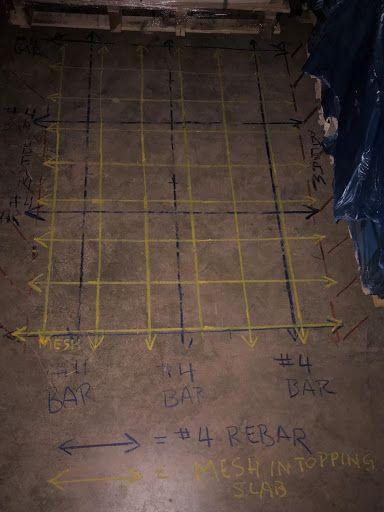 Ground Penetrating Radar Scanning To Locate Reinforcing