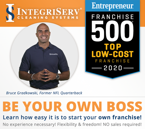 Entrepreneur Magazine Top Low Cost Franchise